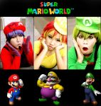 Super Mario World by MonicaWos
