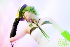 Vocaloid Gumi (Camelia Version) by AndyWana