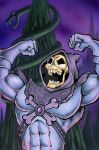 Skeletor by HobascusHolluck