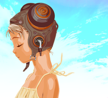 Last Exile by saucyninja