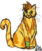 POINT AUCTION // OPEN CAT ADOPTABLE by Laurosaurus