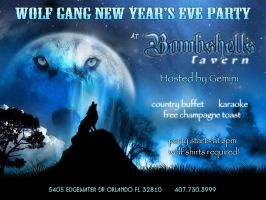 Wolf Gang Flyer large by Agent-Spiff