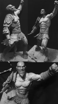 kratos_wip2 by renatothally
