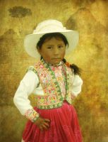 Inca Child by thescreamingid