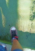 Walking On Water. by xXxFall3n-Ang3lxXx