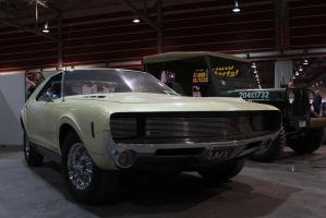 The First AMC Muscle Car by KyleAndTheClassics