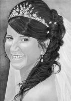 Beautiful Bride by Shelleymags