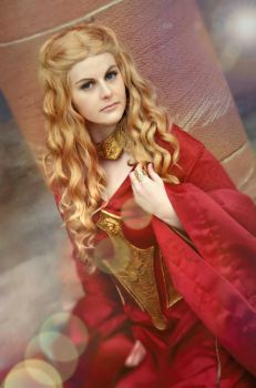 Cersei Lannister - Game of Thrones by Kekune