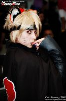 Reject -Naruto cosplay. by SanctusIX