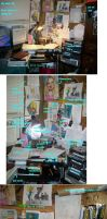 Work Area and Room by MandyDandy-02