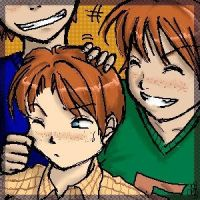 Ron and the Twins... by funny-neko