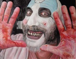 Captain Spaulding by SlackerBabbath
