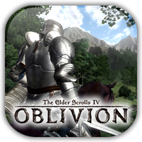 Oblivion Game Icon by Wolfangraul