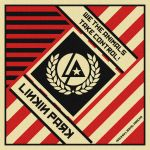 Linkin Park album cover. Russian Constructivism. by LeonelNikolaz
