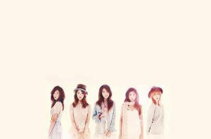 4minute - Wallpaper by jaeliseop