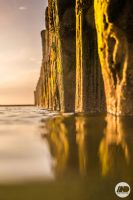 Domburg 'paalhoofden' by atroy9