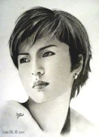 Moon. Gackt. by Lisa-Of-The-Moon