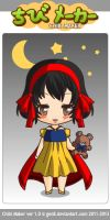 Snow White~ Chibi by Mingbatrox108