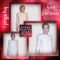 Pack Png 722 - Jennifer Lawrence by BraveHearts-PNGS