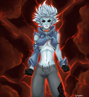 Frost Unleashed by darktrigger