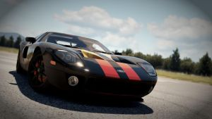 Forza Horizon 2 - Ford GT by deathmachine630