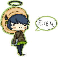 Request: Ellen -THREE- by miisobun