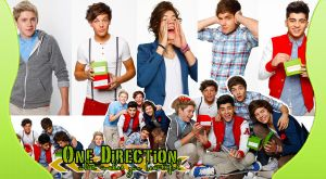 #Blend de One Direction 01 by Mica-Editions