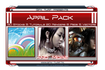 GT's April Resource Pack by Gfx-Turf