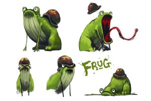Frug. by kuoke