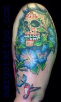 sugar skull additions round 1 by Ogra-the-Gob