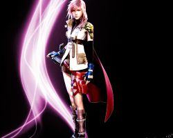 Final fantasy 13 lightning by Clari12
