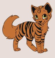 tigerstar by SinArtist