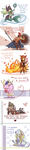 League of Legends Valentine's Day Bundle by GaelicKitsune