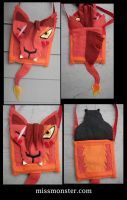 Red XIII purse by missmonster