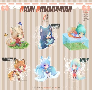 Commission info by DarkDaniela