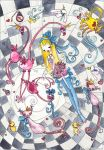 Alice and friends by ball-jointed-Alice