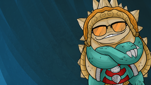 Rammus Swag background by 15p