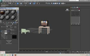 Autodesk 3DS Max Screenshot - Modelling Assignment by xFlowerstarx