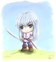 Chibi Griffith by capsicum