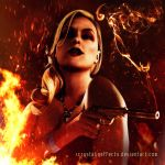 Alex Wesker: Queen of Chaos by CrystaliqEffects