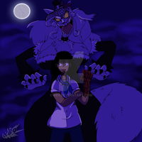 AT:The Big Bad Wolf and The Rookie... by RB9