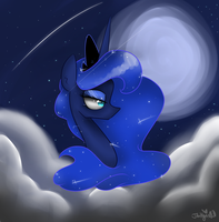 The Princess Of The Night... by jankrys00