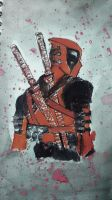 Deadpool #TouchYourselfTonight by SiriEss