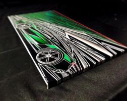 Lamborghini Sharpie Art (preview) by PinstripeChris