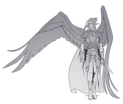 Critical Role Vax design s03 by Takayuuki
