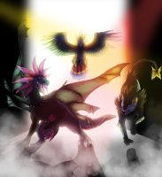 PMD-E: We're the (evolved) WTC by biscuitcrumbs