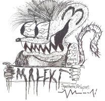 Maleki Ratfink Rat by syntheticrelapse