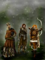Wildling women by guad