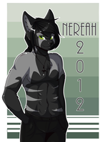 Nereah Badge 2012 by l-Blair-l