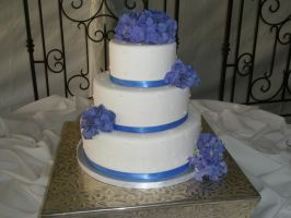 wedding cake 43 by ninny85310